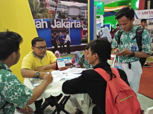 UIN Jakarta Buka Stan di Pameran Pendidikan Internasional 2018