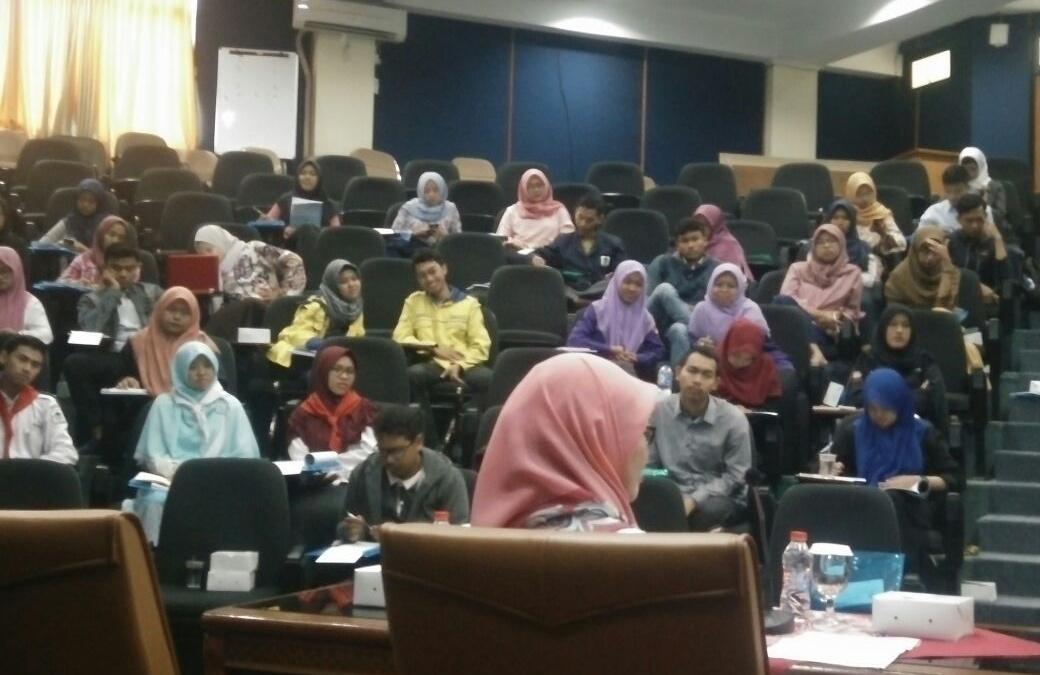 Student Affairs Division Held Financial Management Workshop