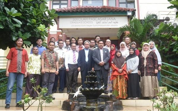 SPs UIN Jakarta Graduate 27 Scholars