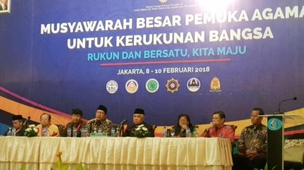 Inilah Pernyataan Sikap UIN Jakarta tentang Kerukunan Umat Beragama di Indonesia