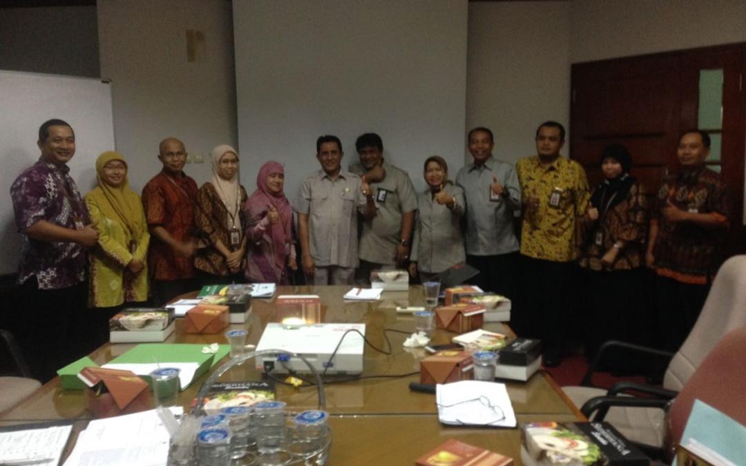 Kaji Jabatan ASN, OKP UIN Jakarta Kunjungi BKN