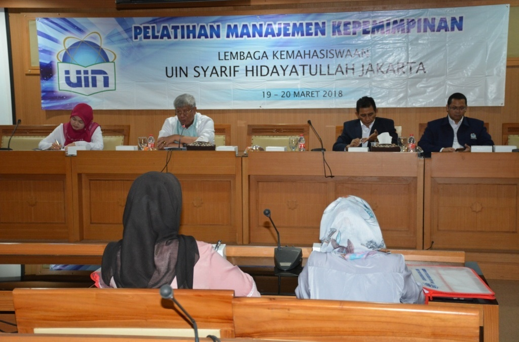 Student Affairs Division Holds Leadership Management Training