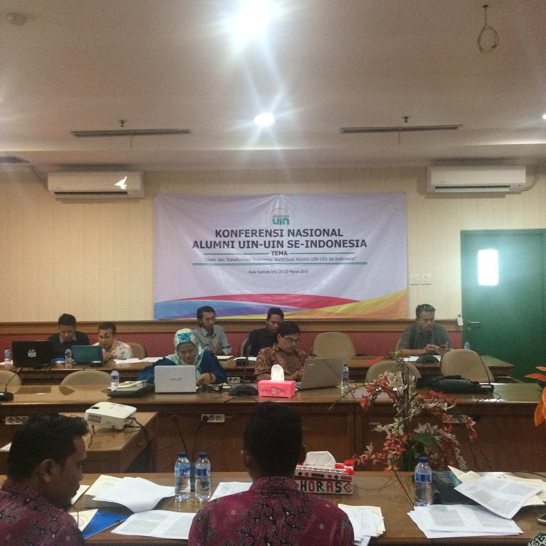 UIN Jakarta Jadi Tuan Rumah Konferensi Nasional Alumni UIN se-Indonesia