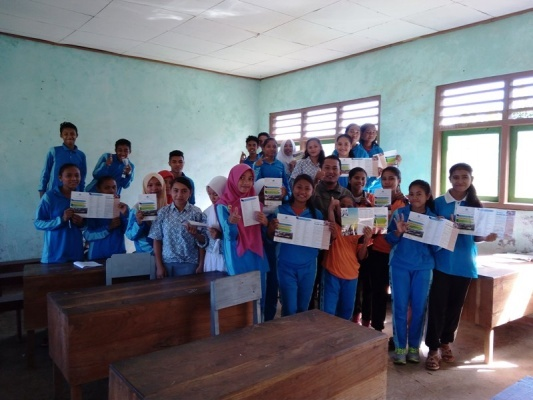 Manggarai Students Hoping to Continue Their Studies at UIN Jakarta