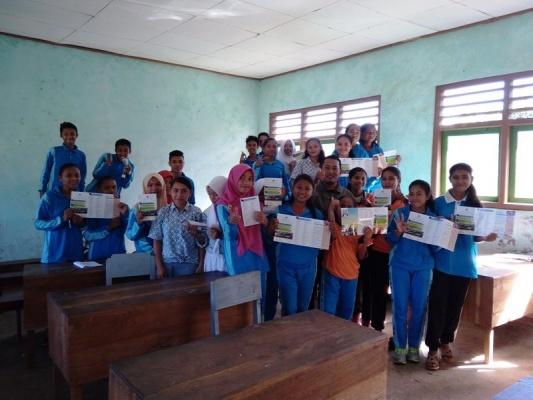 Pelajar Manggarai Berharap Bisa Kuliah di UIN Jakarta