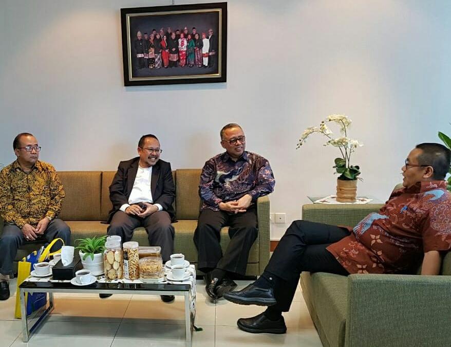Kementerian PUPR Siap Bangun Gedung Mahasiswa UIN Jakarta