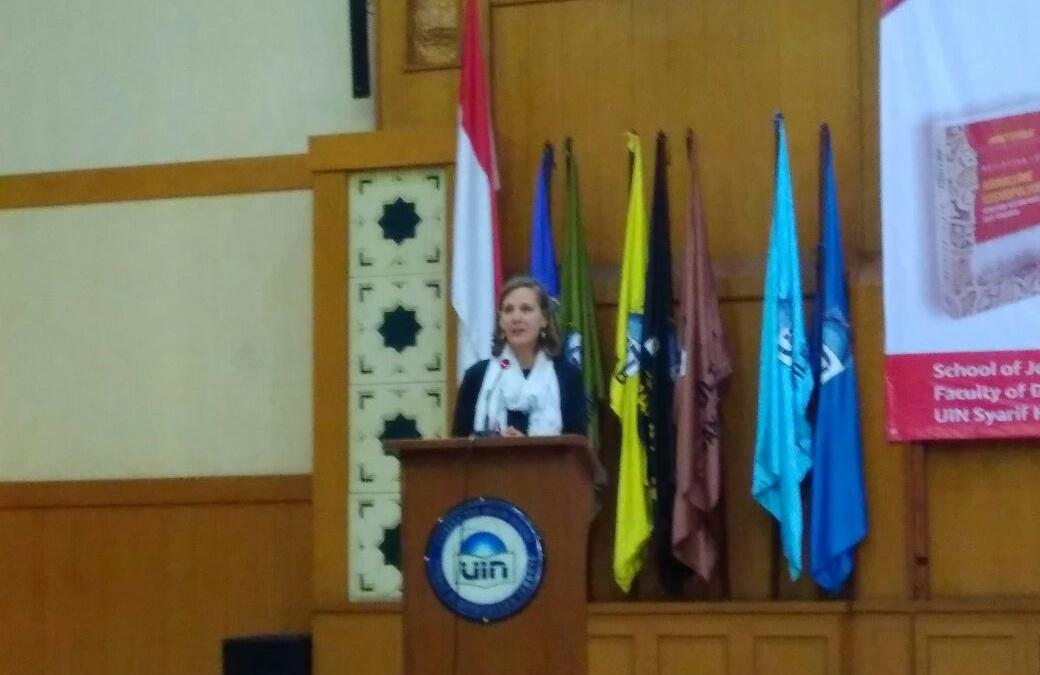 Janet Steele: Standar Jurnalistik Islam Lebih Ketat