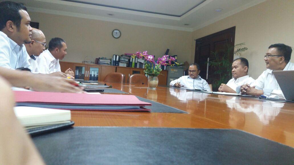 Kaji Jabatan Fungsional, OKP UIN Jakarta Kunjungi Kemenag Pusat
