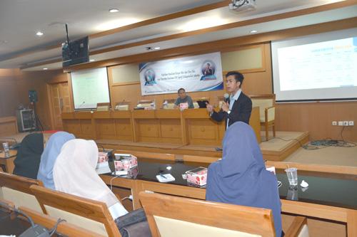 Student Affairs Division Held Scientific Writing Training