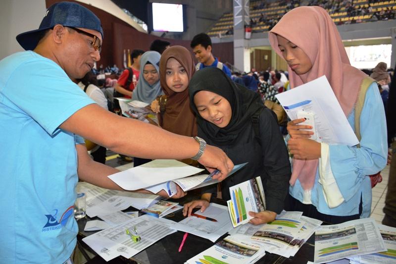 Pelajar Jabodetabek Makin Minati UIN Jakarta