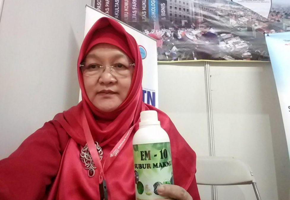 Lecturer of FST UIN Jakarta Successfully Achieves the Patent Certificate