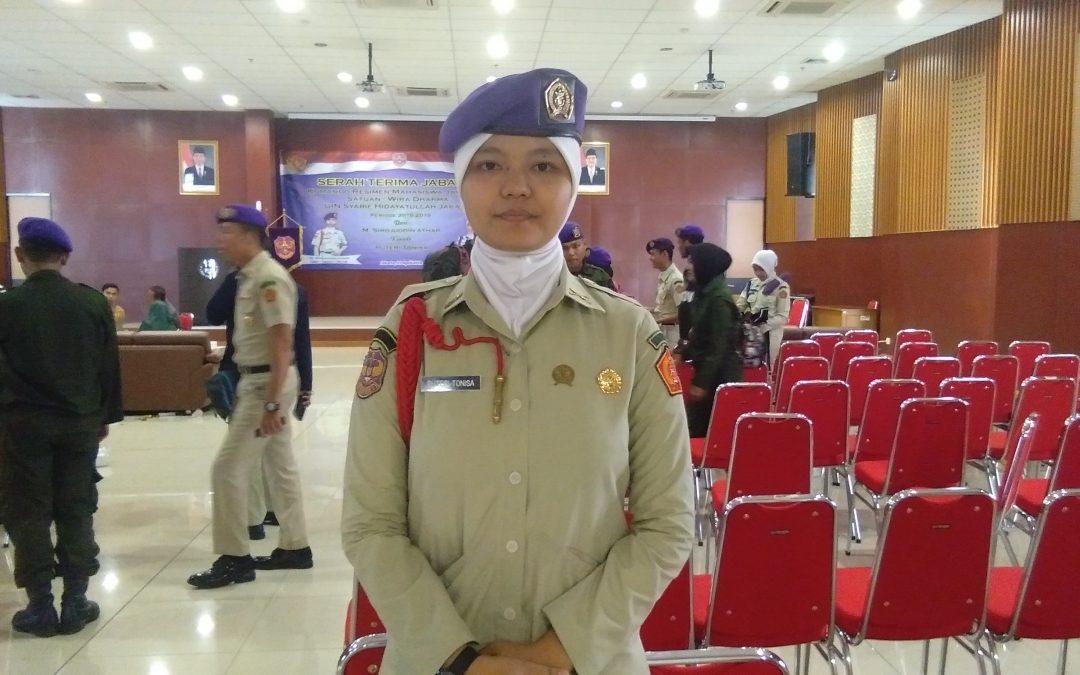 Puteri Tonisa, Contoh Kartini Bagi Menwa Whiradharma UIN Jakarta
