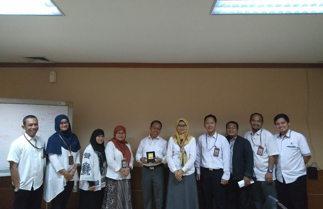 To Study about Governance of Non-Civil Servants, OKP Visited Ministry of Manpower