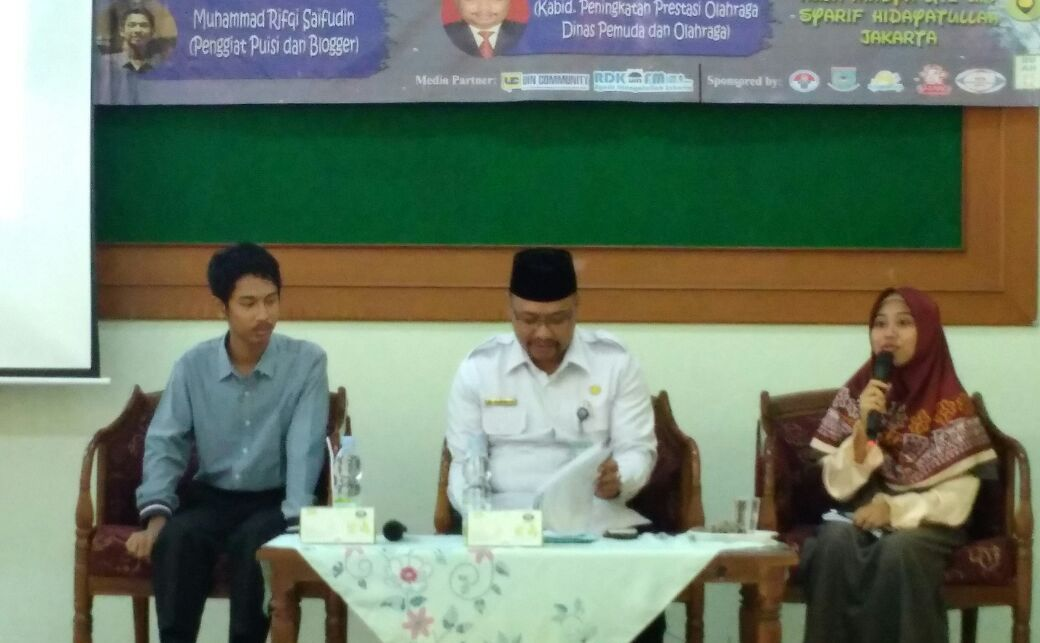 HMPS Chemistry Education Holds Seminar on Young Generation