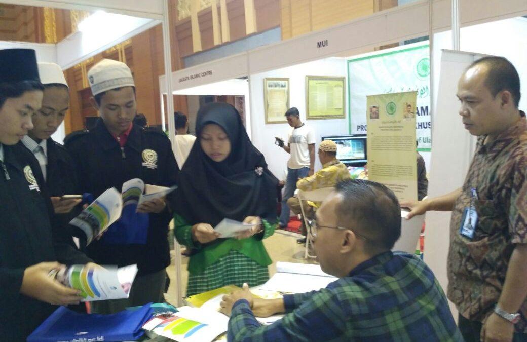 Stan UIN Jakarta Diserbu Pengunjung