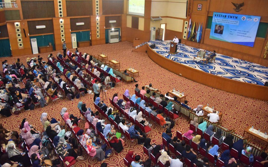 Menteri Desa Ajak Sivitas Akademika UIN Jakarta Membangun dan Memajukan Desa