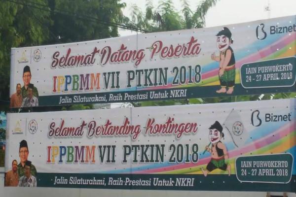 IAIN Purwokerto Gelar Invitasi Pekan Olahraga Mahasiswa PTKIN