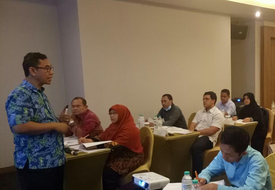Karyawan FST Ikuti Pelatihan Awarness dan Audit Mutu Internal