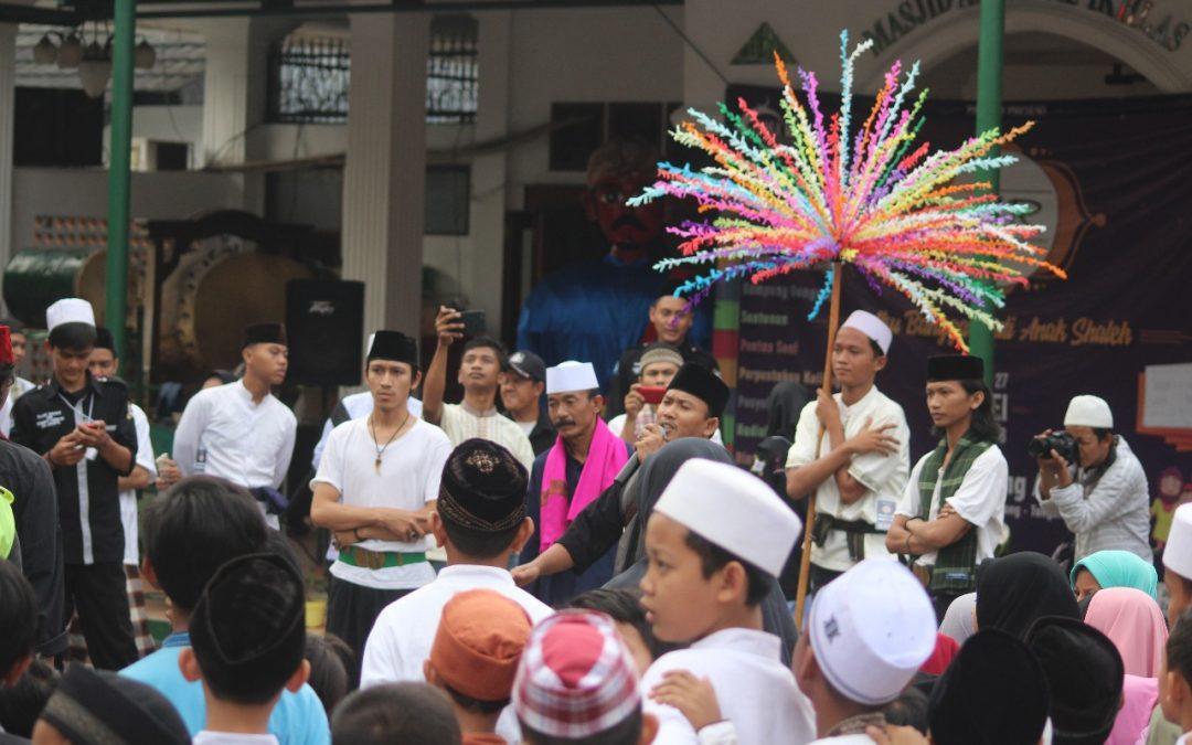 Mahasiswa BPI Gelar Studi Islam Ramadhan