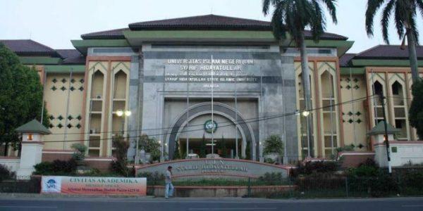 UIN Jakarta Masuk Kampus Hukum Terfavorit 2018