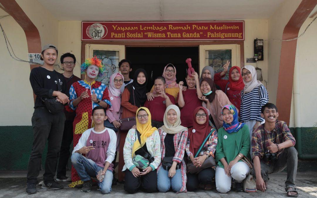 Alumni dan Mahasiswa Psikologi Gelar Kegiatan Amal