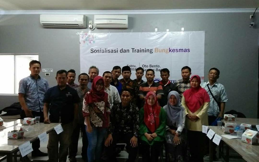 Bungkesmas STF UIN Jakarta Sasar Warga Banten