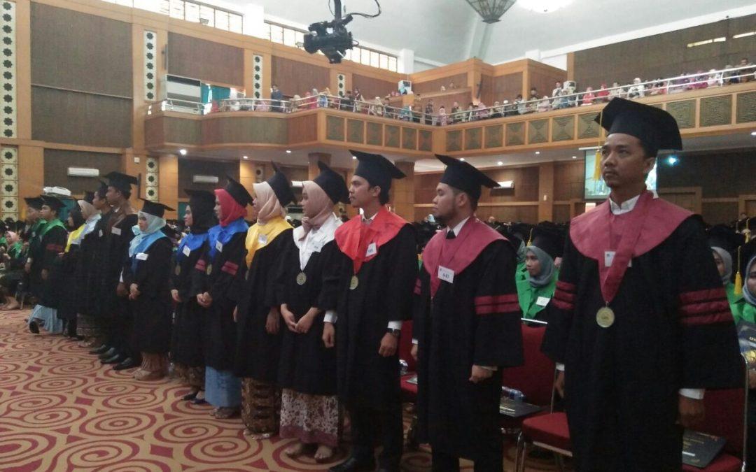 Berikut Wisudawan Terbaik Wisuda Ke-108 UIN Jakarta