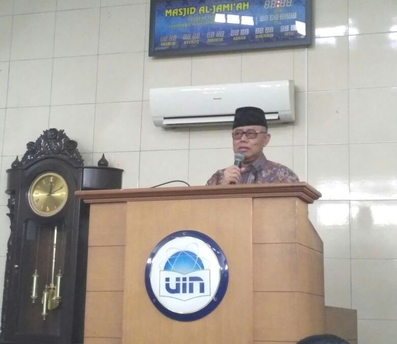 Kultum Ramadhan I: Ramadhan dan Momentum Memperbaiki Diri