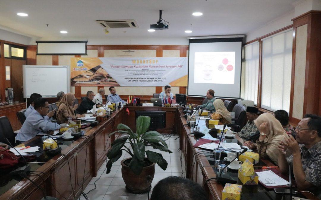 Workshop PAI: Calon Mahasiswa PAI Wajib Bisa Baca Kitab Kuning