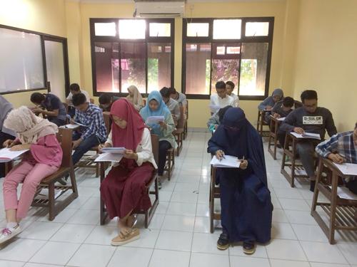 Pendaftaran Jalur Ujian Mandiri Ditutup