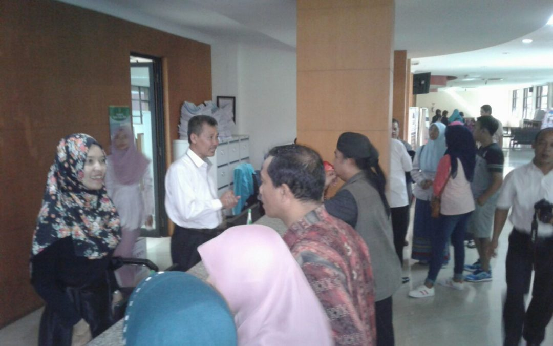 Rektor Edarkan Jam Kerja Kantor Selama Ramadhan