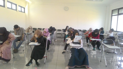 More Than 6000 People Participate in UM PTKIN Selection Test at UIN Jakarta