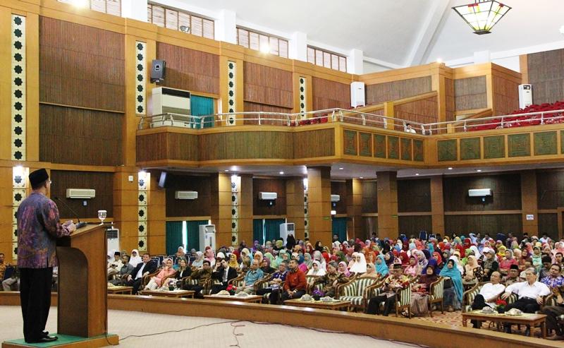 Halal Bihalal UIN Jakarta Akan Digelar 4 Juli