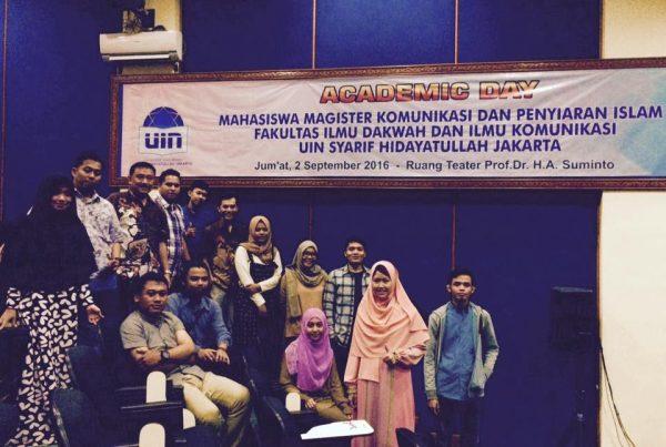 Program Magister KPI Terima Mahasiswa Baru