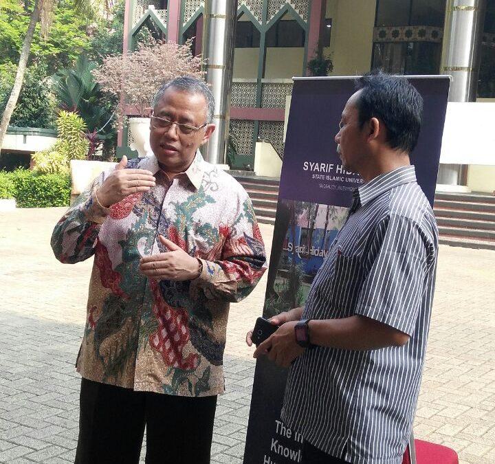 Rektor: UIN Jakarta Sangat Mengajarkan Toleransi