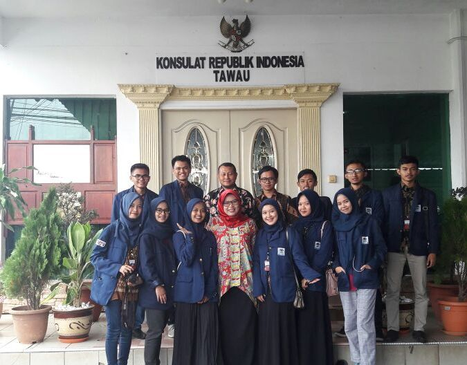 UIN Jakarta Students Conducts KKN Program in Malaysia