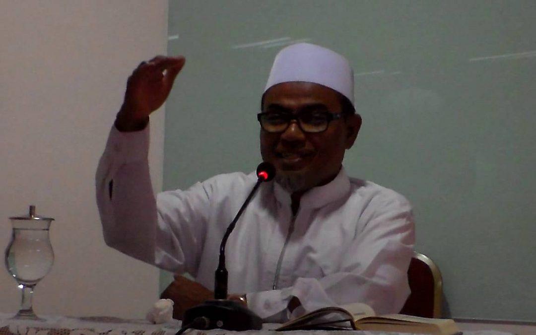 FDI Lecturer UIN Jakarta Does Safari of Da'wah in America