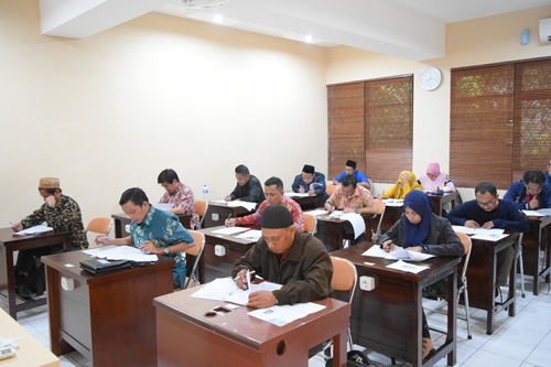 SPs UIN Jakarta Conducts Selection Test for MORA's 5000 Doctor Program Student Candidates