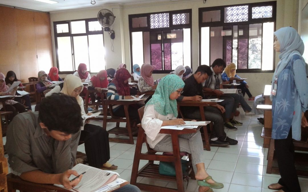 1.694 Peserta Lulus Seleksi UMPTKIN UIN Jakarta