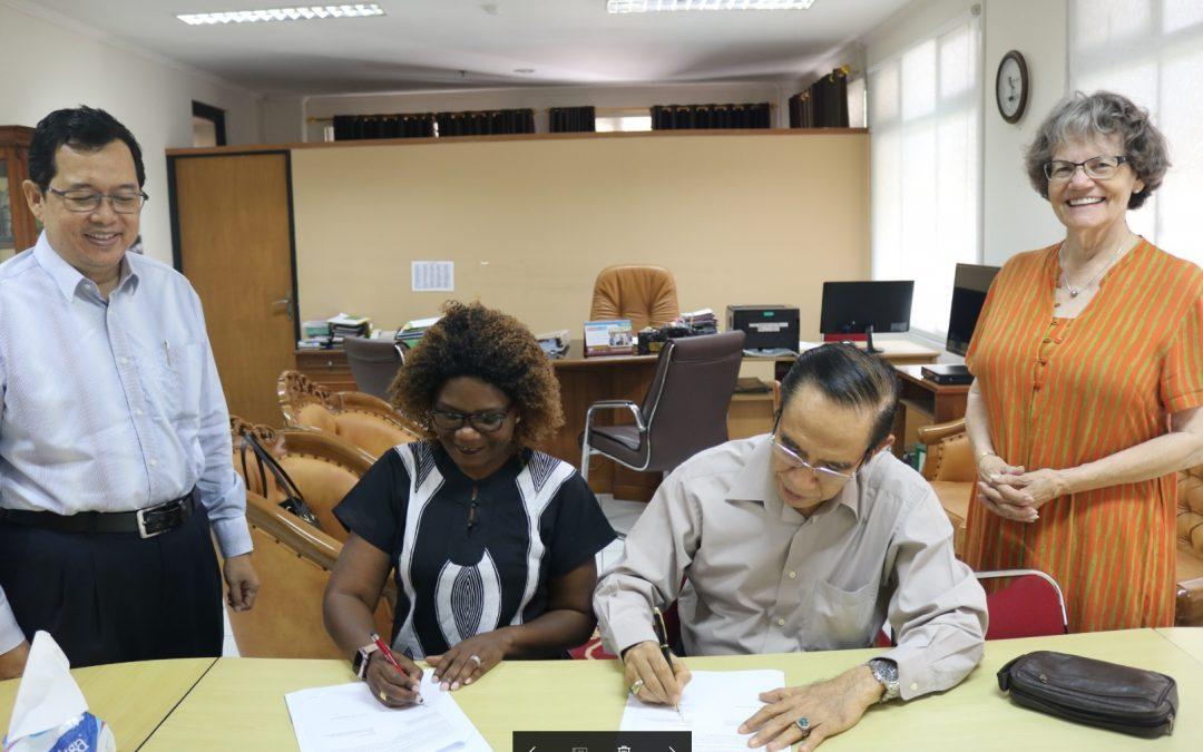 UIN Jakarta Establishes Cooperation With AIU USA