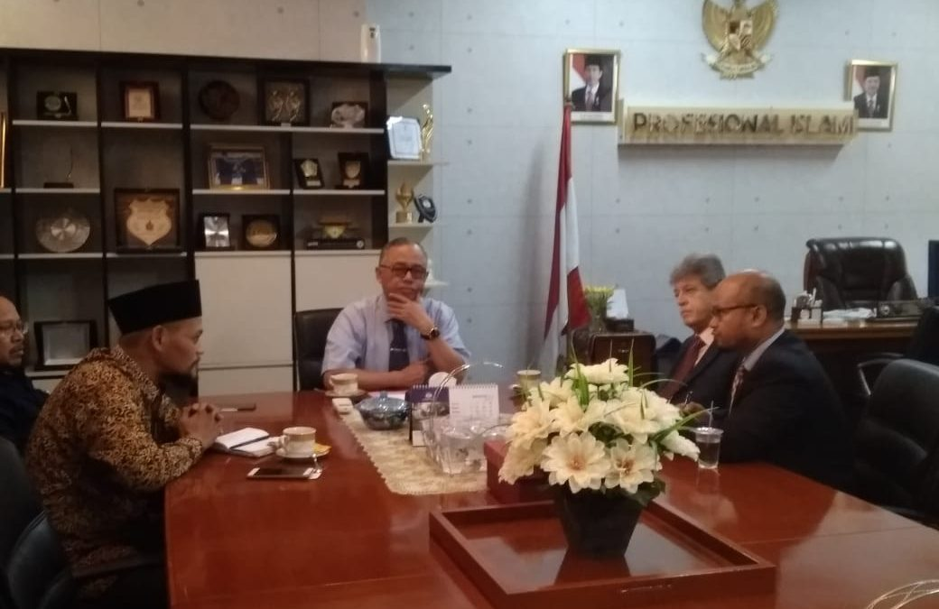 Palestininian Government Want to Send Students to Study at UIN Jakarta