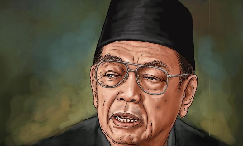 Gus Dur: Bapak Kemanusiaan Indonesia