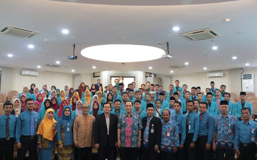 PAI FITK UIN Jakarta Perkenalkan Lab PAI