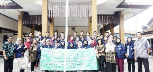 76 Mahasiswa Prodi Kessos Lakukan Praktik Intervensi Komunitas