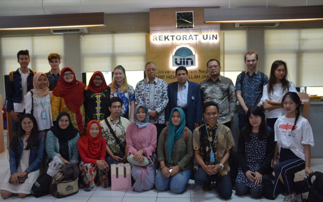 AIESEC Delegation Visits UIN Jakarta