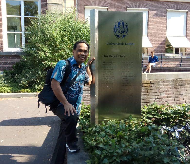 Teliti Hukum Adat, Dosen UIN Lakukan Riset ke Leiden