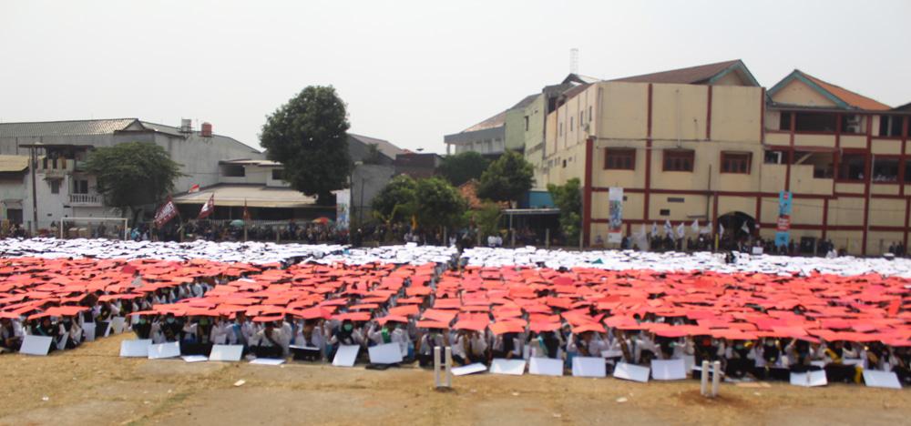 PBAK Maba UIN Jakarta Resmi Ditutup