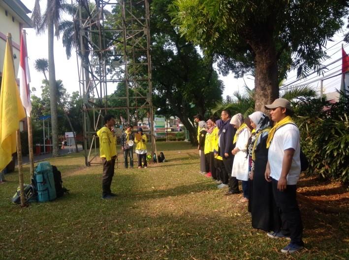 Ranita Kirim Dua Relawan ke Gempa Lombok