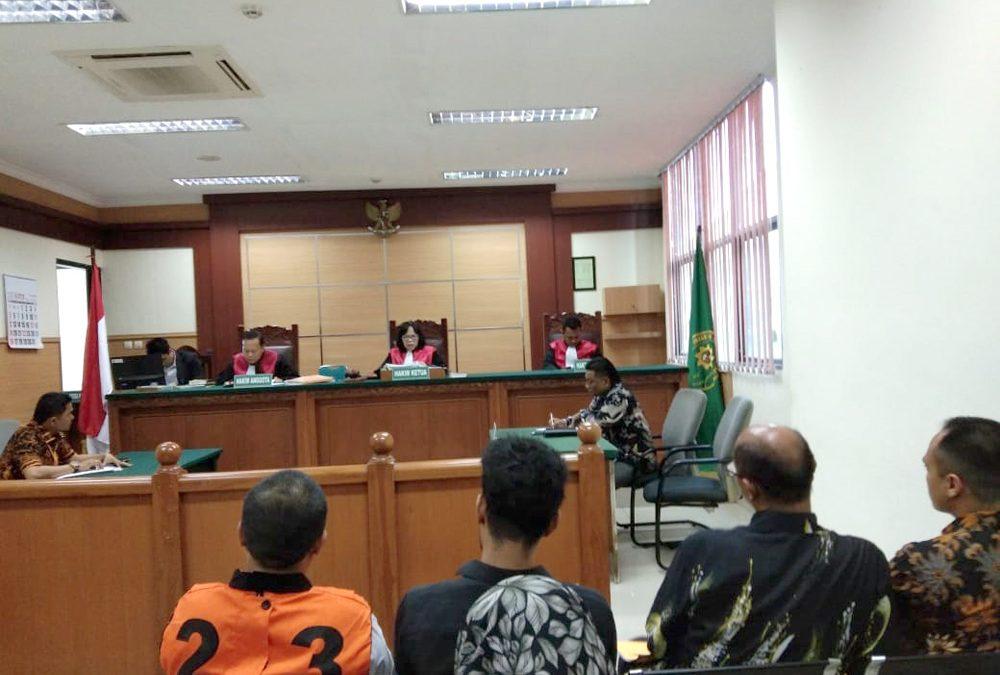 Kepala Biro PK Jadi Saksi Sidang Penipuan Mahasiswa Baru