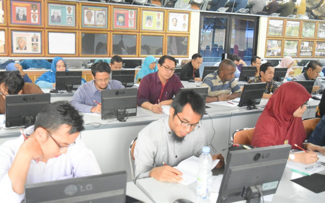SPs UIN Jakarta Seleksi 78 Calon Mahasiswa Baru